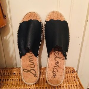 Sam Edelman Braided Espadrilles-9.5 black,NWOT